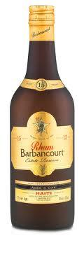 Rhum Barbancourt Rum Estate Reserve 15 Year